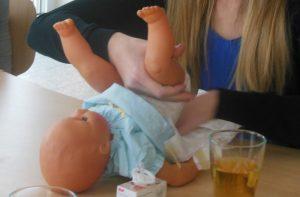 babysitterwickeln